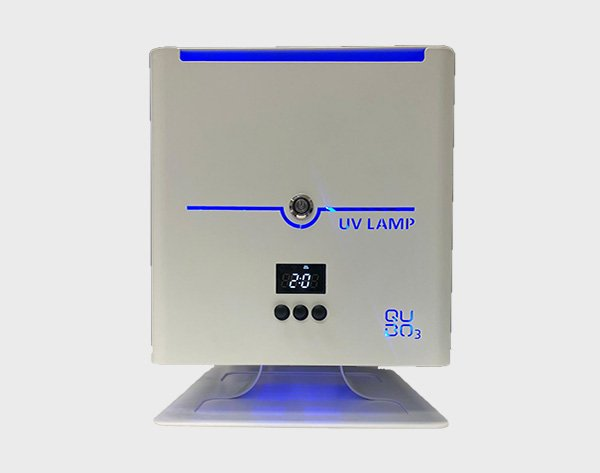 Macchinario per sanificazione ad ozono